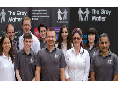 The Grey Matter Group Limited